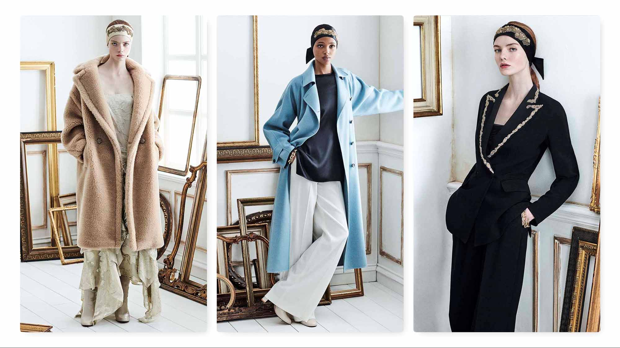 Max Mara Resort 2021: Reason and Romance