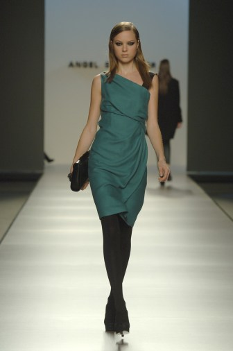 Angel Schlesser Fall 2009