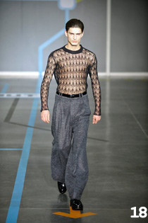 Armand Basi Menswear Fall 2009