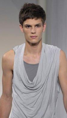 Attachment Menswear Spring 2008