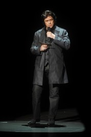 Benicio Del Toro recites Candidate by Joy Division