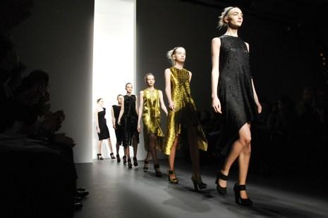Calvin Klein Womenswear Fall 2009
