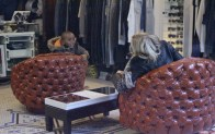 Madonna Shopping at Ksubi New York