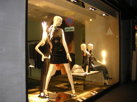 Colette Store Window