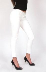 Les Halles - The Olivia Low Rise Ankle Jean