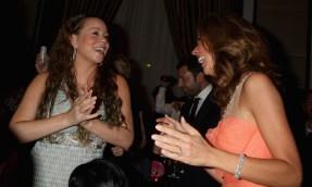 Heather Kerzner and Mariah Carey