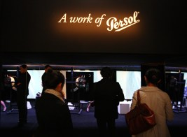 A Work of Persol