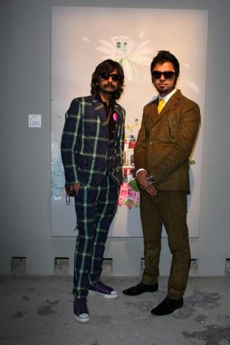 Sumir Tagra (L) and Jiten Thukral (R)