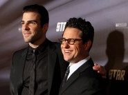 Zachary Quinto and J.J. Abrams