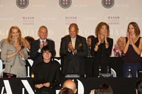 The Jury of the El Boton - Mango Fashion Award 2nd Edition