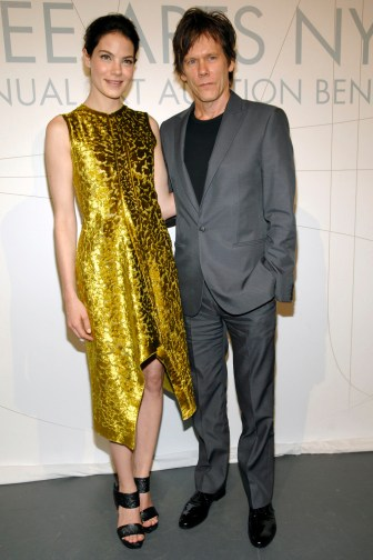 Michelle Monaghan, Kevin Bacon