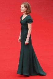Isabelle Huppert in Yves Saint Laurent