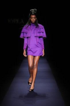 Eyola at the Arise Africa Fashion Week 2009