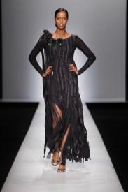 Helen Asrat at the Arise Africa Fashion Week 2009