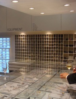 Swarovski Store Opening
