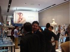 Swarovski Store Opening with Blake Livey