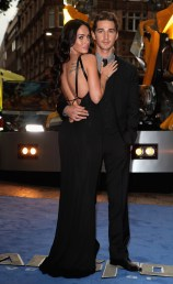Shia LaBeouf and Megan Fox : Transformers Premiere in London