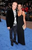 Danielle Lloyd : Transformers Premiere in London