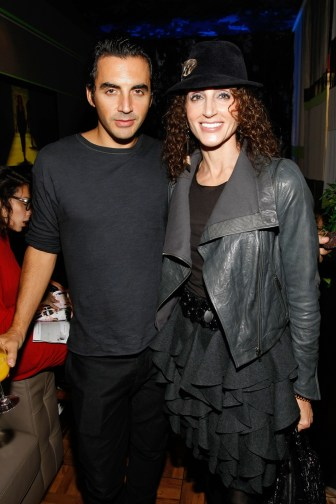 Yigal Azrouel and Miriam Smrcrich