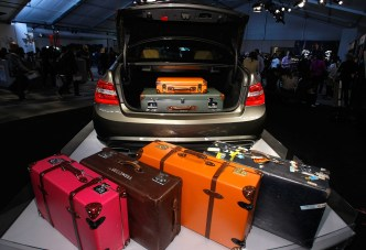 Inside the Tents Mercedes-Benz Fashion Week