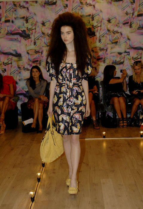 Mulberry Spring 2010 The Romantic Side Of Teen Angst