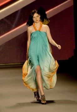 Tiffany Amber Spring 2010