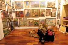 An art shop in The Center of National Arts