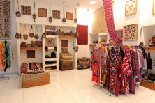 A shop in The Center of National Arts