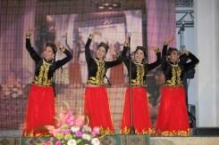 Ouzbeck dancers