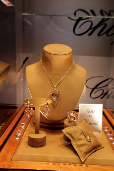 Guli for Chopard Jewels