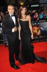 George Clooney; Elisabetta Canalis