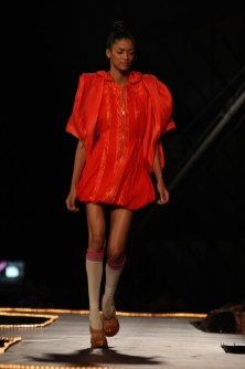 Alexandre Herchcovitch at Oi Fashion Rocks