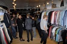 INA MEN store opening