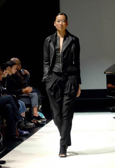 Lialia at Harlem Fashion Row