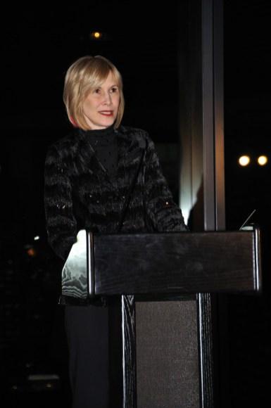Valerie Salembier, SVP and publisher of Harper's Bazaar