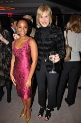 Anika Noni Rose and Valerie Salembier