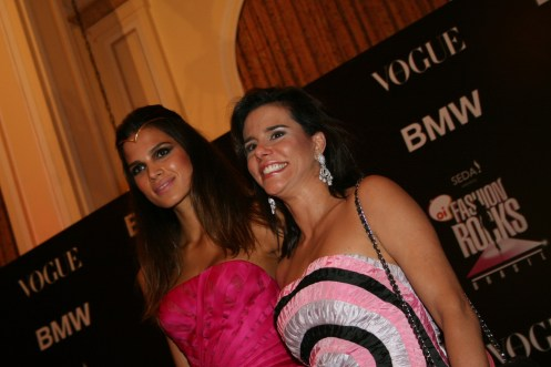 Raica and Narcisa Tamborindeguy