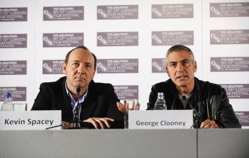 George Clooney; Kevin Spacey