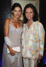 Virginie Ledoyen and Jacqueline Bisset
