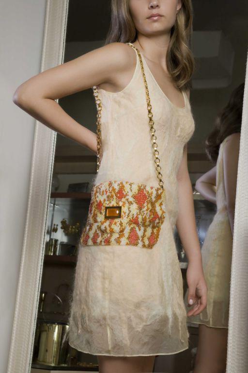 """Kara Ross """"Purse"""" Dress"""