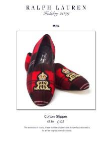 Ralph Lauren Men Holiday Collection