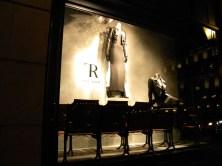 Bergdorf Goodman Store Windows