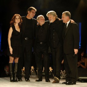 Patty Griffin, Vince Gill, Willie Nelson, Kris Kristofferson, Del Bryant