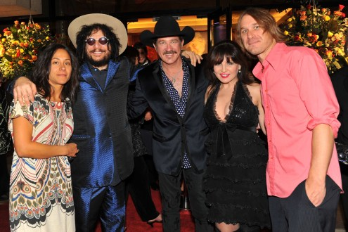 Melita Snider, Don Was, Kix Brooks, Deborah Allen, and Todd Snider