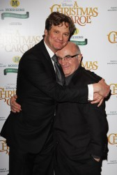 Colin Firth and Bob Hoskins