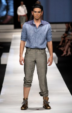 Deden Siswanto at Fashion 1st