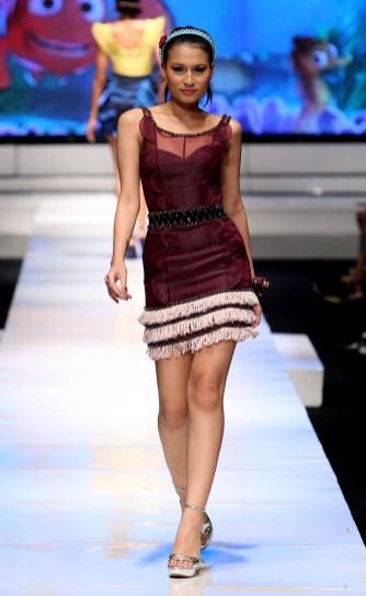 Lisa Wang at ESMOD Show