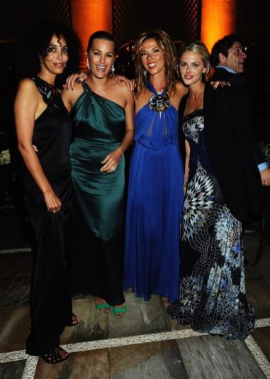 Jeanette Calliva; Yasmin Le Bon; Heather Kerzner; Donna Air