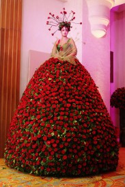 Roses Gown