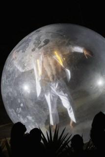 Dancer in a Bubble